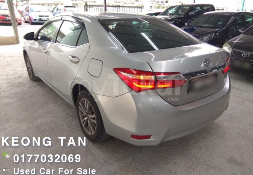 TOYOTA ALTIS 1.8AT E SPEC FACELIFT 2014TH Cash💰OfferPrice!! Rm63,800🚘 Lowest Price In Town🎉 Call📲 Keong For More 🤗