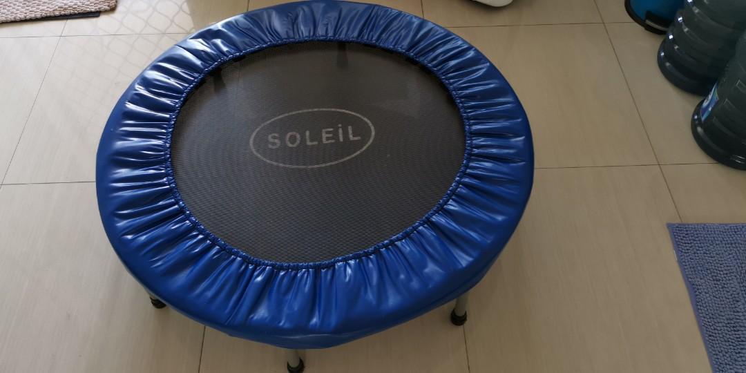 Trampolin Soleil Ace Hardware Kondisi Bagus