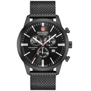 Mens Swiss military hanowa chronograph watch