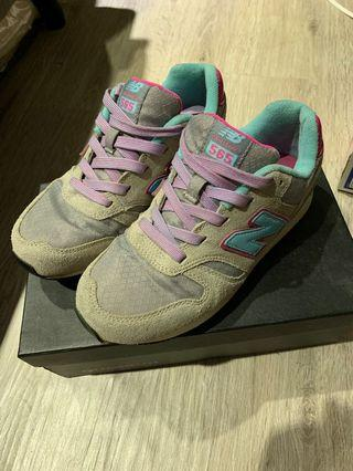 New balance bought from USA