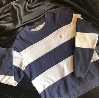 🚚 YSL Striped Sweater