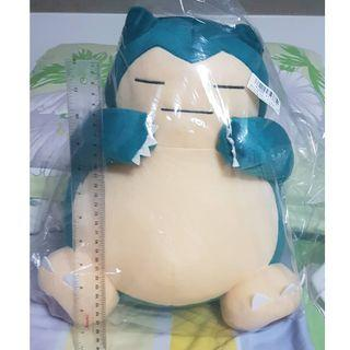 Pokemon Sun & Moon Snorlax Plush