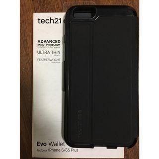 Tech21 Iphone 6+ 6s+ Plus Evo Wallet impact shock proof BNEW