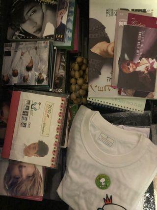 Kim Hyun Joong and SS501 Merchandise - Free