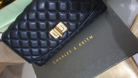 Clutch charles n keith 100% ORI (reprice)