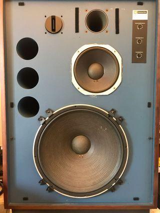 美國JBL 4345 四音路喇叭