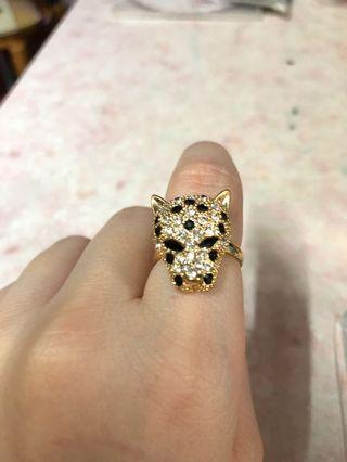 豹頭水晶介子