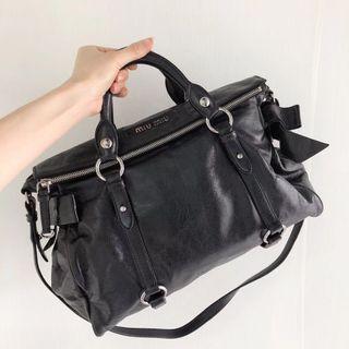 Miumiu miu miu hand bag