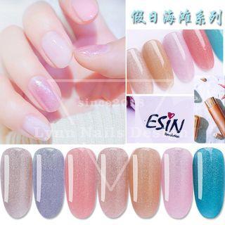 【Lynn Nails Design】透明繁星膠/璀璨亮粉膠 光療美甲 光療膠 /光療指甲油 甲油凝膠