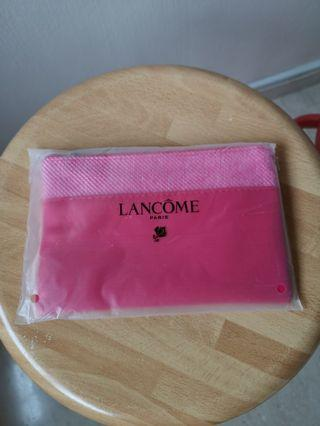 🚚 Lancome Cosmetic Pouch Pink