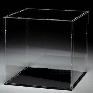 亞加力膠 模型盒