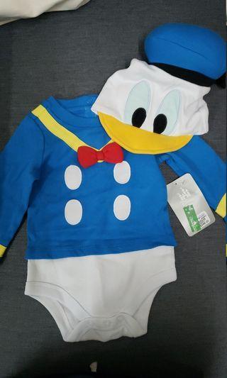 Disney Donald 鴨衫連帽仔