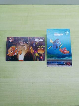 紀念車票 Finding Nemo