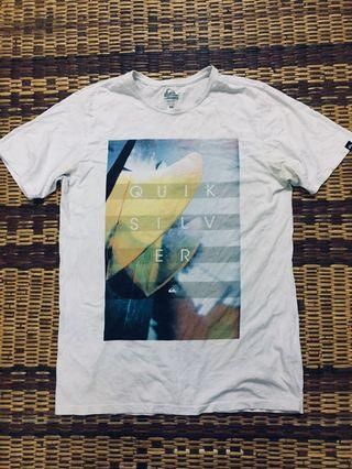 Auth. Quiksilver tshirt
