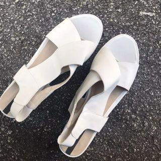 BETSY WEDGES With ANKLE STRAP