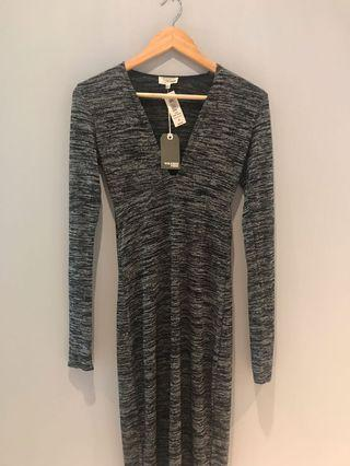 BNWT wilfred free abby dress size small