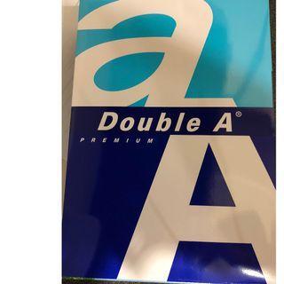 原廠 Double A 影印紙 A4 70磅 影印機/傳真機