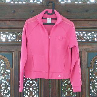 Jaket Adidas Pink