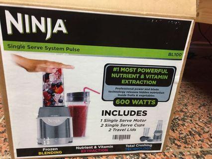 BRAND NEW FRUIT NINJA SINGLE SERVE $75