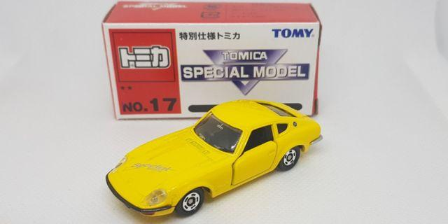 Tomica Special Model Nissan Fairlady 240ZG