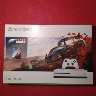 Xbox One S 1TB White Forza Horizon 4