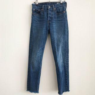 Levi's Wedgie Jeans Sz 25