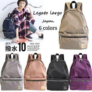 Legato largo Backpack背包背囊