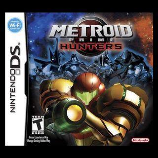 🚚 Metroid Prime Hunters - Nintendo DS