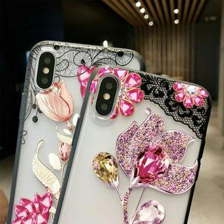 Oppo Lace Flower Casing