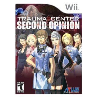 🚚 Trauma Center: Second Opinion - Nintendo Wii