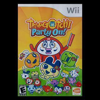 Tamagotchi Party On! - Nintendo Wii