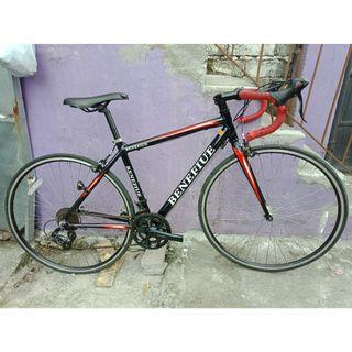 BENEFIUE ALLOY ROADBIKE (FREE DELIVERY AND NEGOTIABLE!)