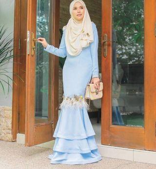 Dress Minaz Luxe