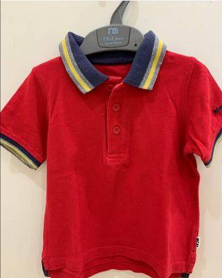 Polo shirt mothercare