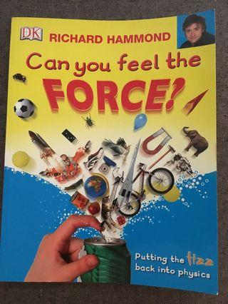DK Can you feel the Force? 英文科學圖書(90% new)