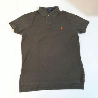 Ralph Lauren Men's Polo Tee Shirt Heather Green #MRTPasirRis