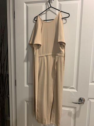 Keepsake formal off shoulder dress