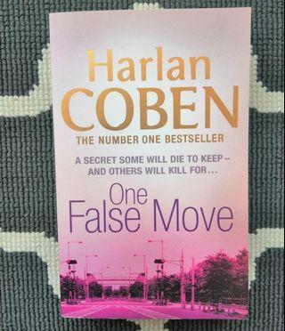 Harlan Coben - One False Move