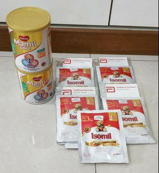 🚚 [Brand New] Dumex Soy Milk / Isomil Soy Milk