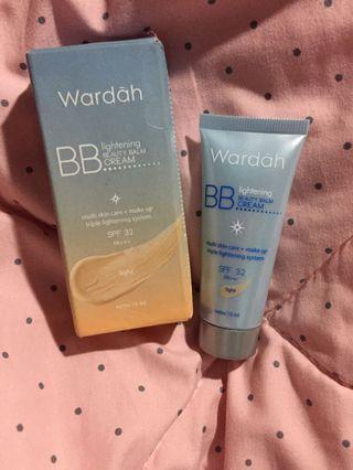BB Cream Wardah Shade Light