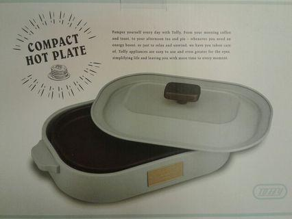 Toffy - Hot Plate