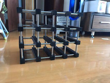 Wine rack 酒架 (mint condition! Like new)