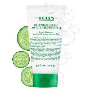 全新 Kiehl's 青瓜植物精華潔面乳 Cucumber Herbal Conditioning Cleanser with Soothing Sensation