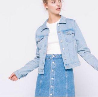 Pull&Bear Jeans Jacket