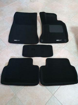 Authentic Floor Mats For Mercedes Car