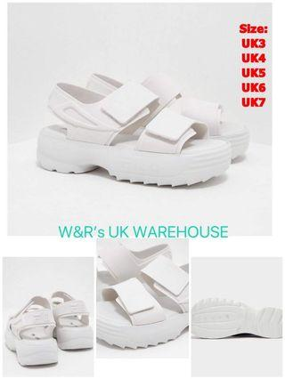 Fila 涼鞋on sale