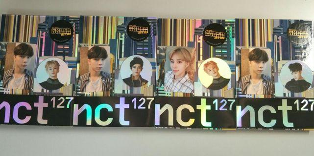 🚚 (INSTOCK) NCT127 WE ARE SUPERMAN