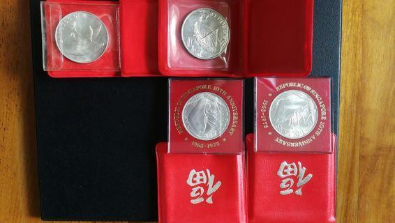 🚚 Anniversary coins,