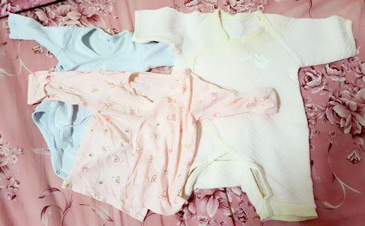 🚚 👉(出清)新生兒寶寶二手衣