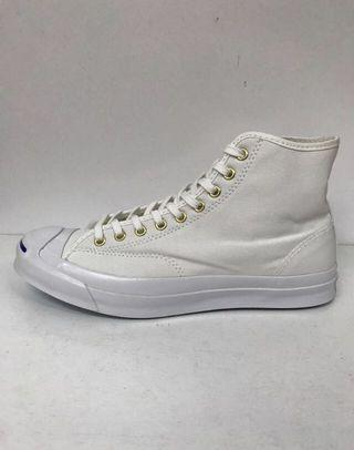 CONVERSE JACK PURCELL SIGNATURE HI WHITE
